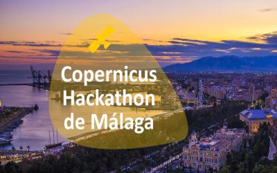Copernicus Hackathon de Málaga